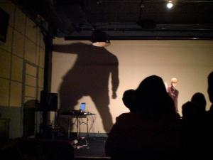 giant shadow Morris
