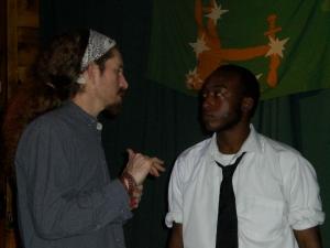 Charles Ekhambumi and XXX ran the show